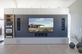 HiFi Forum Baiersdorf- Perfekt integriert - The Wall - Bildergalerie , Bild 1