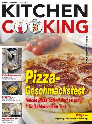 KITCHENCOOKING_4_2021 Titelseite