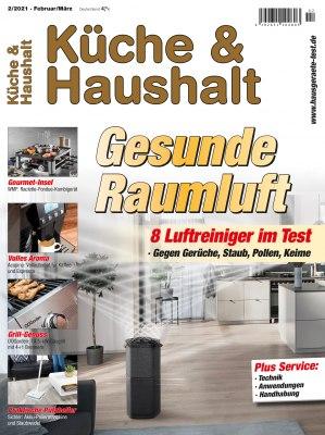 KcheHaushalt_2_2021 Titelseite