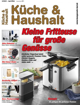KcheHaushalt_3_2021 Titelseite