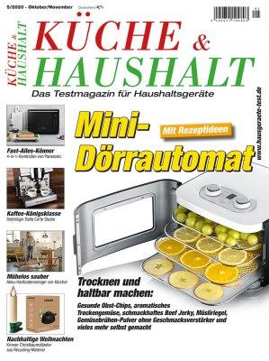 KcheHaushalt_5_2020 Titelseite