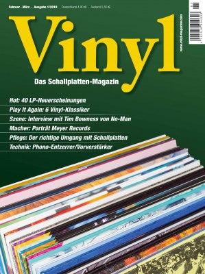 Vinyl_1_2018 Titelseite