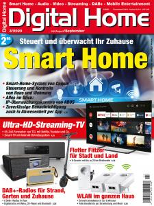 Cover Digital Home