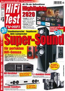 Cover HIFI TEST TV HIFI