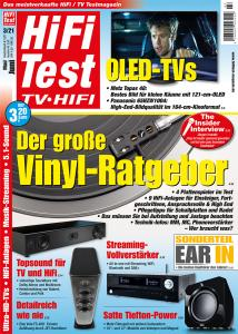 Cover HIFI TEST TV HIFI