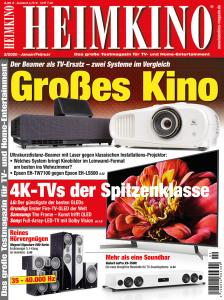 Cover Heimkino