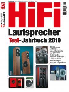 Cover HiFi Lautsprecher Test-Jahrbuch