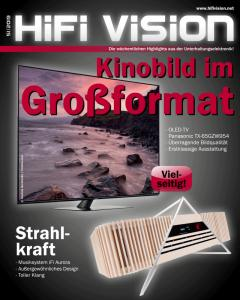 Cover HiFi Vision Deutsch