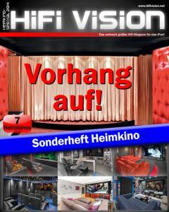Cover HiFi Vision Sonderausgabe