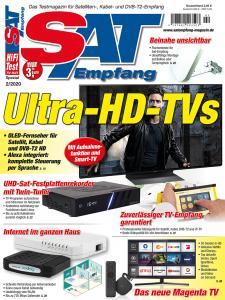 Cover Sat Empfang