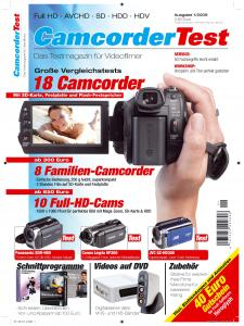 Cover Camcorder