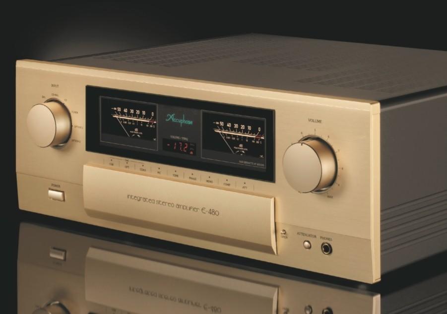Heimkino Stereo-Vollverstärker Accuphase E-480 in Deutschland verfügbar - News, Bild 1