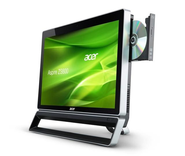mobile Devices Acer Aspire ZS600: Leistungsstarke Multimedia-Zentrale für die ganze Familie - News, Bild 1