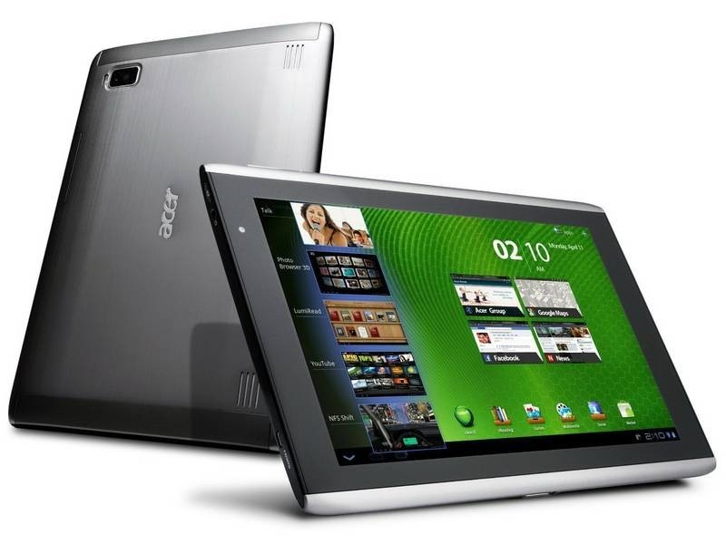 mobile Devices Acer Iconia A700: Quad-Core Tablet für Full HD-Wiedergabe - News, Bild 1
