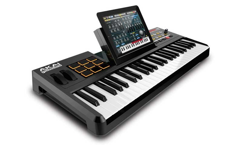 mobile Devices SynthStation 49 lieferbar: Keyboard Controller fürs iPad - News, Bild 1