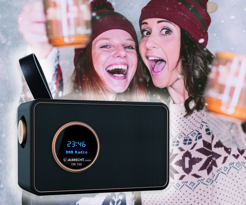 Smart Home Albrecht DR 750 und DR 884: Zwei neue Digitalradios - News, Bild 1
