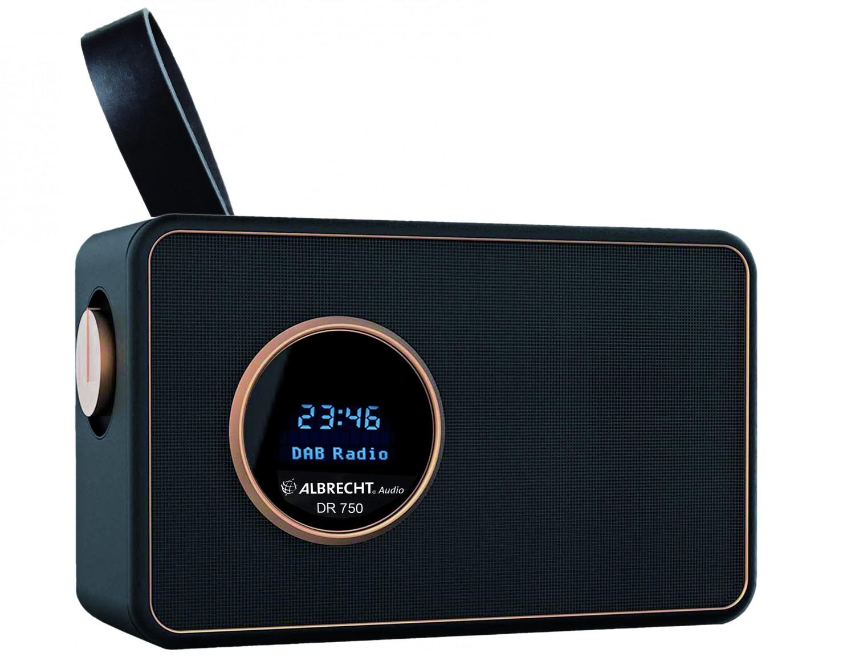 Smart Home Albrecht DR 750 und DR 884: Zwei neue Digitalradios - News, Bild 2