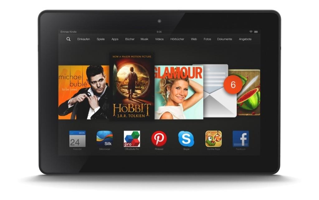Amazon Prime Angebot Tablet