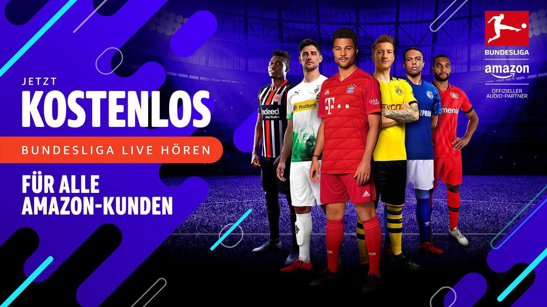HiFi Amazon-Kunden hören ab sofort Bundesliga, den DFB-Pokal und die Champions League kostenlos - News, Bild 1