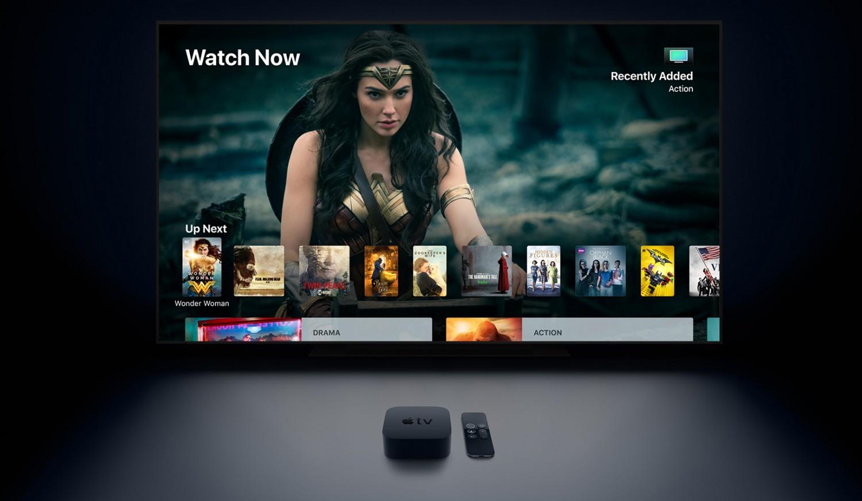Heimkino Ab morgen: Neue Streaming-Box Apple TV unterstützt 4K und HDR  - News, Bild 1