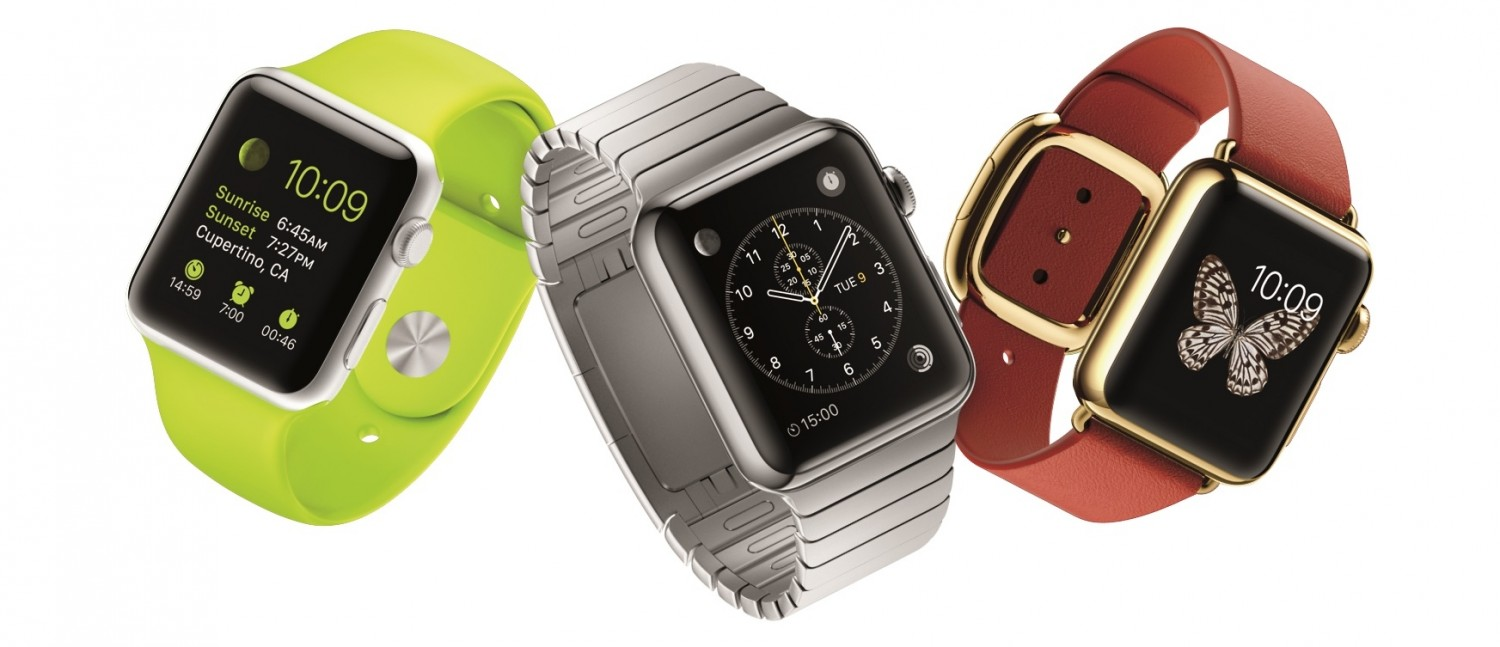 mobile Devices Apple Watch ab 24. April in Deutschland zu haben - günstigstes Modell für 399 Euro - News, Bild 1