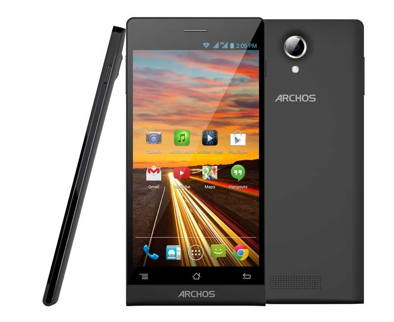 mobile Devices ARCHOS 50c Oxygen: Android Smartphone mit Octa-Core Prozessor ab sofort im Handel - News, Bild 1