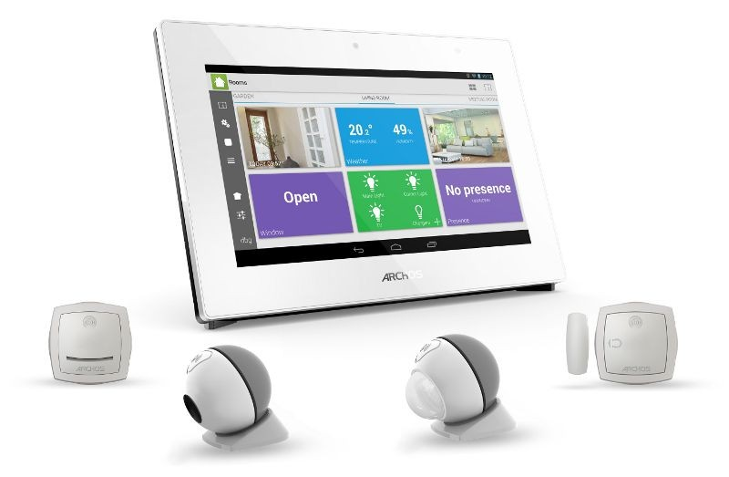 mobile Devices CES 2014: ARCHOS präsentiert Connected Objects  - News, Bild 1