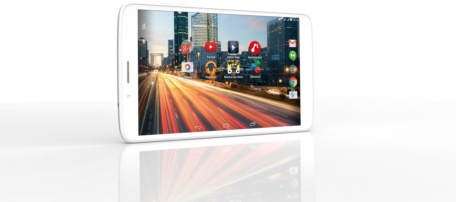 mobile Devices Mobile World Congress 2015: Archos mit neuen Android-Smartphones und -Tablets - News, Bild 1