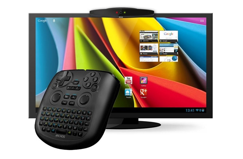 archos tv connect multi touch android f r den heimischen. Black Bedroom Furniture Sets. Home Design Ideas