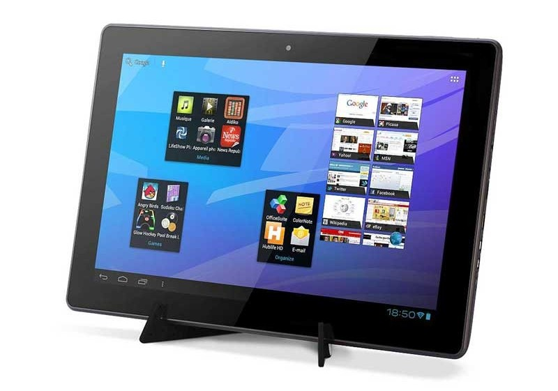 mobile Devices ARNOVA FamilyPad: Android-Tablet mit 13,3 Zoll HD-Display - News, Bild 1