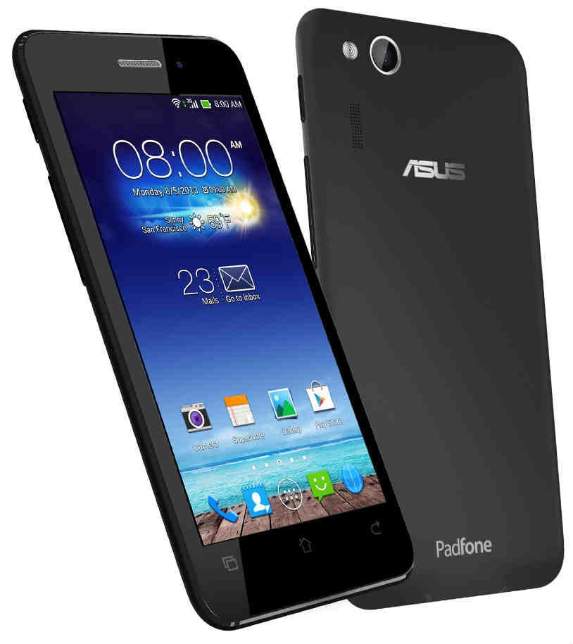 mobile Devices ASUS PADFONE MINI 4.3 – KOMPAKTES SMARTPHONE PLUS TABLET IN EINEM - News, Bild 1