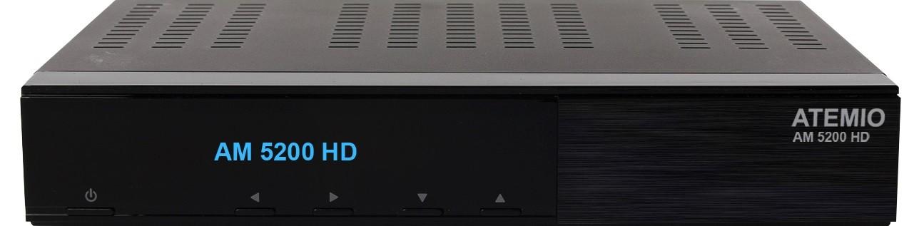 atemio linux receiver f r kabel satellit und dvb t am 5200 hd ausverkauft. Black Bedroom Furniture Sets. Home Design Ideas