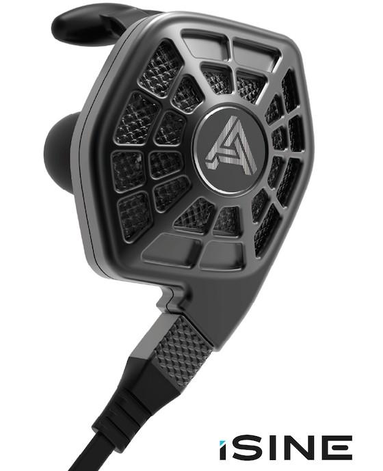 HiFi Erste magnetostatische In-Ear-Kopfhörer von Audeze - Membran in Nanometer-Technologie - News, Bild 1