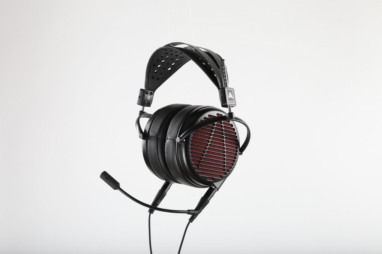 HiFi High-End-Kopfhörer für Gamer kommt in den Handel: LCD-GX von Audeze mit Planartreiber - News, Bild 1
