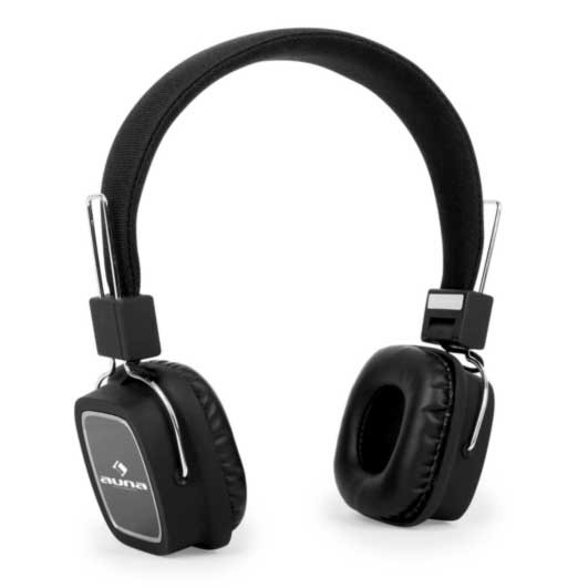 HiFi Auna Nightliner Pitchblack Bluetooth-Kopfhörer  - News, Bild 1