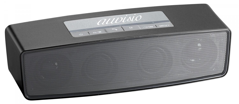 HiFi Bluetooth-Stereo-Lautsprecher mit microSD, USB, FM-Radio und Mikrofon - News, Bild 1