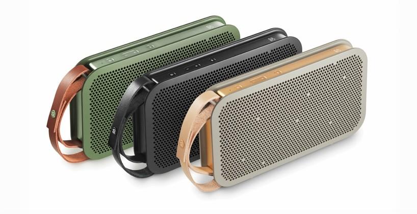 HiFi Akku-Lautsprecher A2 von B&O wieder lieferbar - längerer Lederriemen - News, Bild 1