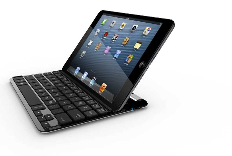 mobile Devices Belkin FastFit Bluetooth Wireless Keyboard Case für iPad mini ist ab sofort verfügbar - News, Bild 1
