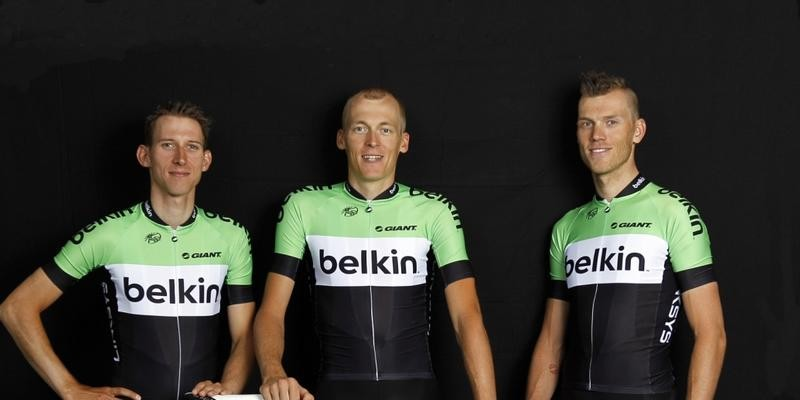 "mobile Devices Belkin gibt Sport Sponsorschaft bekannt: Team ""Blanco"" wird Team ""Belkin Pro Cycling"" - News, Bild 1"