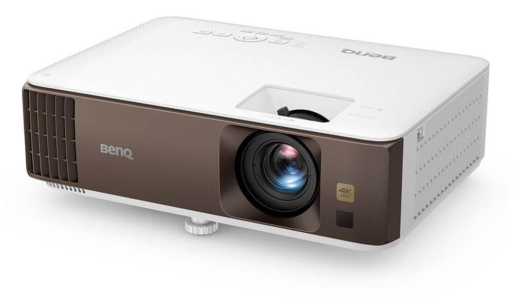 Heimkino 4K-Heimkino-Beamer von BenQ mit Android TV ist da - HLG, HDR10 und 2.500 ANSI-Lumen - News, Bild 1
