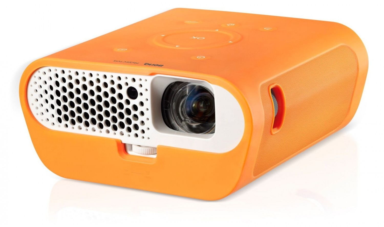 Heimkino Der passt in eine Hand: LED-Beamer von BenQ mit 300 ANSI Lumen kommt - News, Bild 1