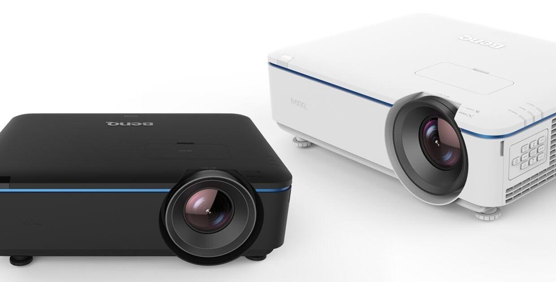 Heimkino DLP-Projektor LU950 und Kurzdistanz-Modell LU951ST von BenQ ab Mai erhältlich - News, Bild 1
