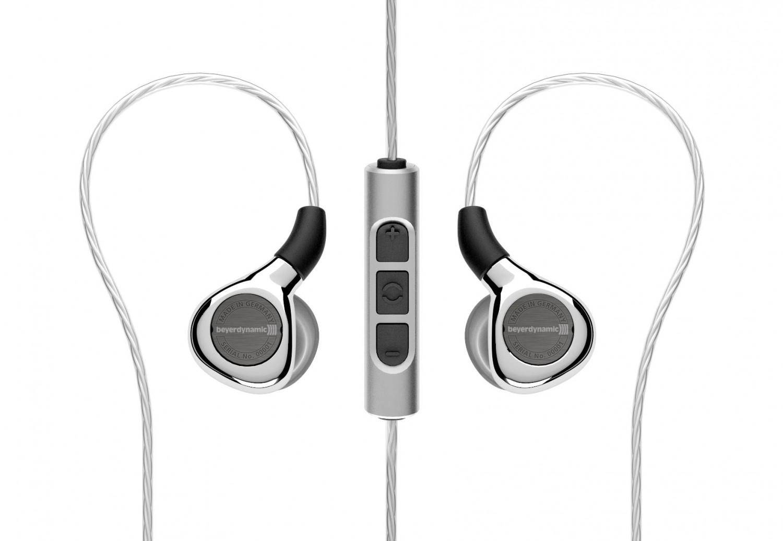 HiFi CES 2017: Neuer In-Ear-Kopfhörer Xelento remote von Beyerdynamic - Anatomisch geformte Ear-Tips - News, Bild 1