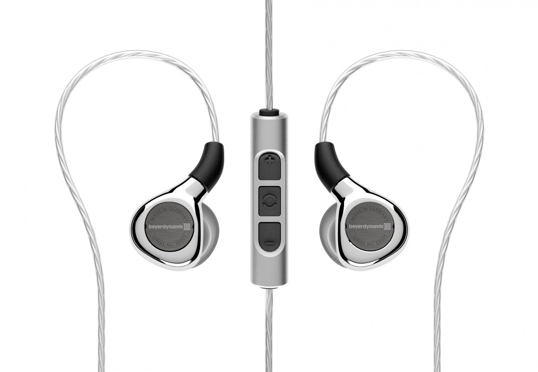 HiFi In-Ear-Kopfhörer Xelento remote von Beyerdynamic feiert Premiere - News, Bild 1
