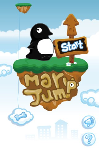 mobile Devices Bone Collection: Jump up - Suchtpotential Game App - News, Bild 1