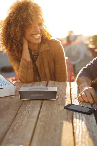 HiFi SoundLink Mini Speaker: Eine neue Form des tragbaren Bluetooth Speakers - News, Bild 1