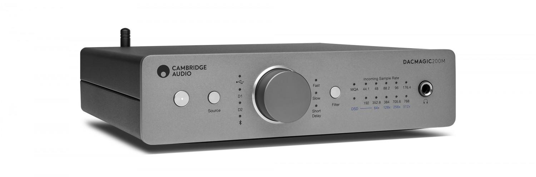 HiFi Cambridge Audio stellt DacMagic 200M vor - News, Bild 1