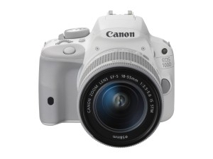 Foto & Cam White Edition Kit der Canon EOS 100D mit EF-S 18-55mm 1:3,5-5,6 IS STM - News, Bild 1