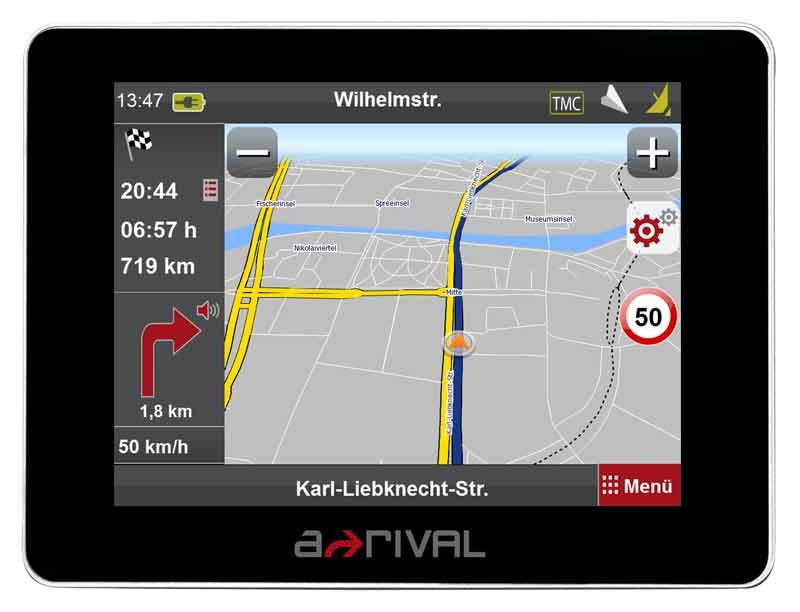Car-Media a-rival: Schnelle Navigation mit XEA-Serie - News, Bild 1
