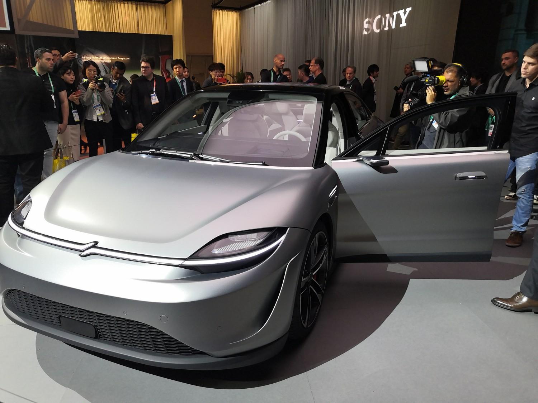 Car-Media Baut Sony jetzt Elektro-Autos? - News, Bild 1